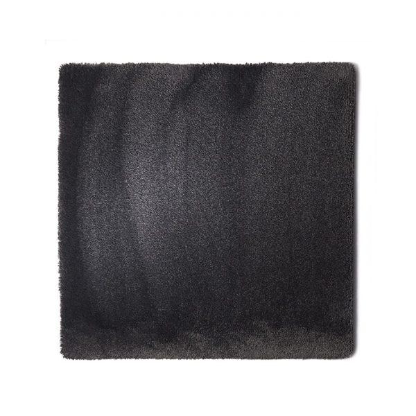 Plain Rug Charcoal Silkpreme